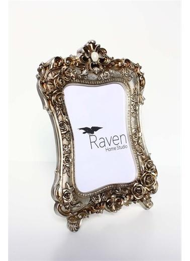 Raven Home Studio Rhs Özele Tasarım Sütun Çerçeve Çerçeve&Albüm Gümüş 15X20 Renkli